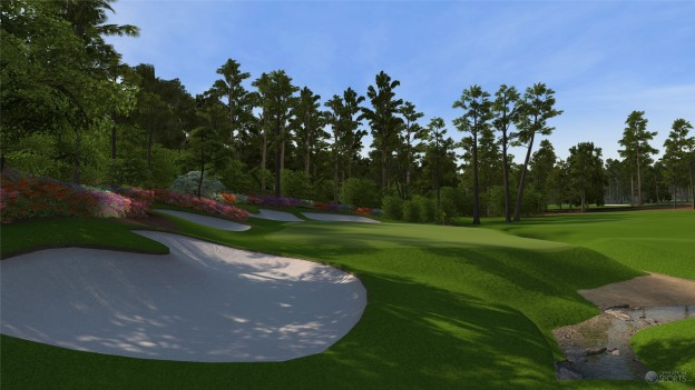 Tiger Woods PGA TOUR 12: The Masters Screenshot #6 for PS3
