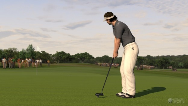 Tiger Woods PGA TOUR 12: The Masters Screenshot #10 for PS3