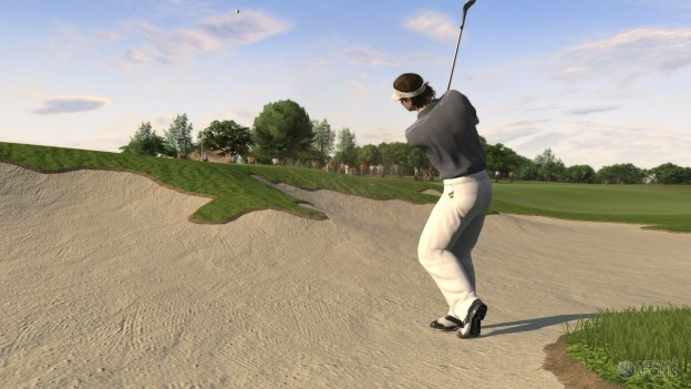 Tiger Woods PGA TOUR 12: The Masters Screenshot #11 for PS3