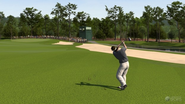 Tiger Woods PGA TOUR 12: The Masters Screenshot #12 for PS3