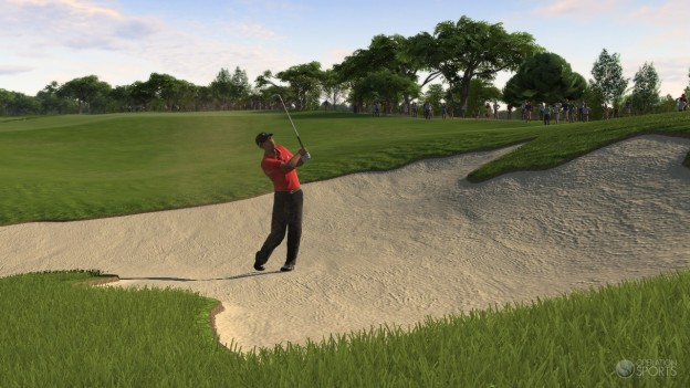 Tiger Woods PGA TOUR 12: The Masters Screenshot #14 for PS3