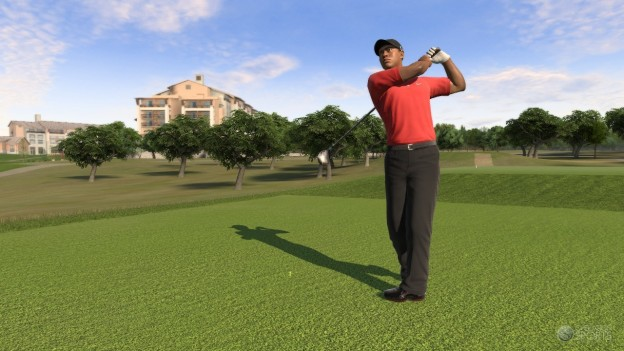 Tiger Woods PGA TOUR 12: The Masters Screenshot #16 for PS3