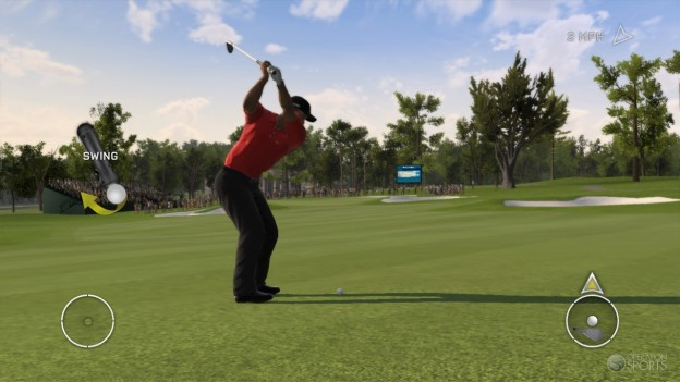 Tiger Woods PGA TOUR 12: The Masters Screenshot #28 for PS3