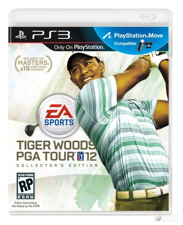 Tiger Woods PGA TOUR 12: The Masters Screenshot #31 for PS3