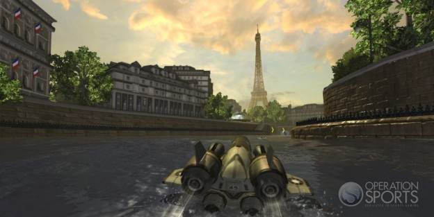 Hydro Thunder Hurricane Screenshot #1 for Xbox 360