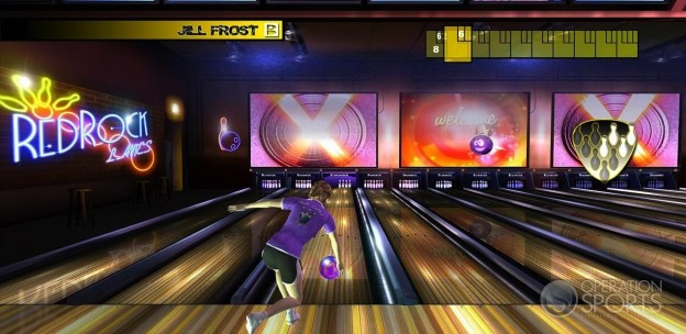 Brunswick Pro Bowling Screenshot #1 for PS3