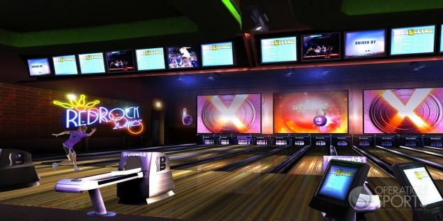 Brunswick Pro Bowling Screenshot #2 for PS3