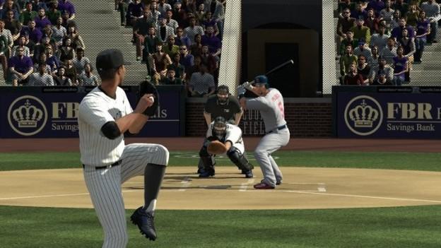 Major League Baseball 2K11 Screenshot #4 for Xbox 360