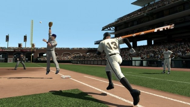 Major League Baseball 2K11 Screenshot #5 for Xbox 360