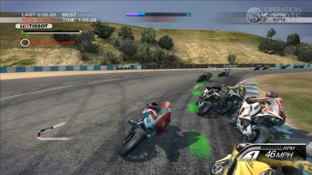 MotoGP 10/11 Screenshot #14 for Xbox 360