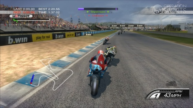 MotoGP 10/11 Screenshot #15 for Xbox 360