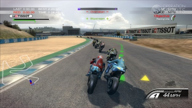 MotoGP 10/11 Screenshot #18 for Xbox 360