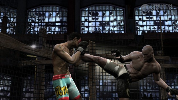 Supremacy MMA Screenshot #4 for Xbox 360