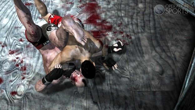 Supremacy MMA Screenshot #6 for Xbox 360