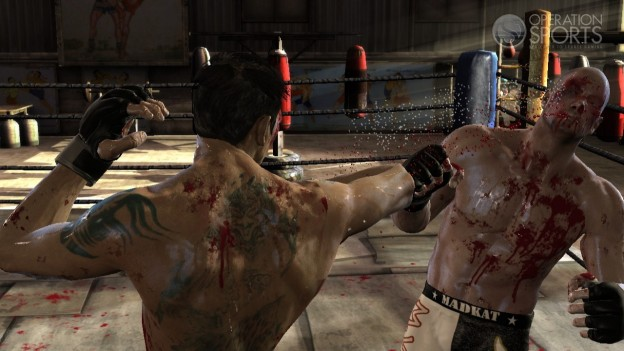 Supremacy MMA Screenshot #7 for Xbox 360