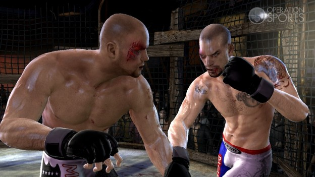 Supremacy MMA Screenshot #8 for Xbox 360