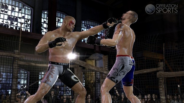 Supremacy MMA Screenshot #10 for Xbox 360