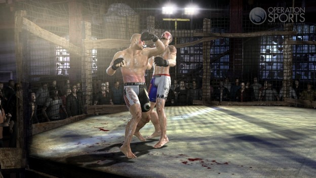 Supremacy MMA Screenshot #12 for Xbox 360