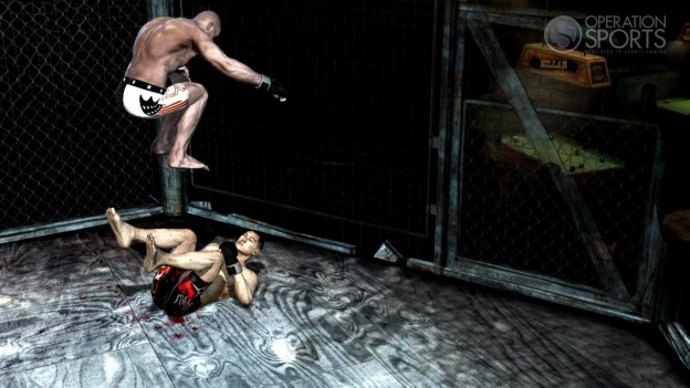 Supremacy MMA Screenshot #13 for Xbox 360