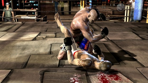 Supremacy MMA Screenshot #14 for Xbox 360