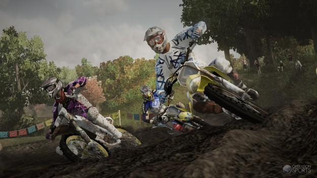 MX vs. ATV Alive Screenshot #1 for Xbox 360