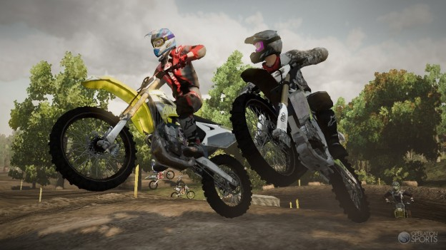 MX vs. ATV Alive Screenshot #3 for Xbox 360