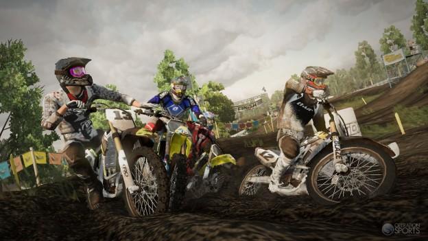 MX vs. ATV Alive Screenshot #4 for Xbox 360