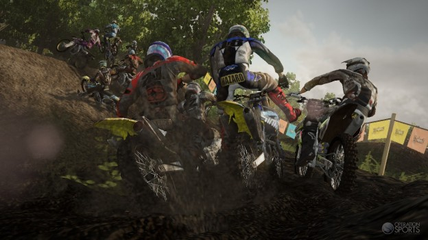 MX vs. ATV Alive Screenshot #5 for Xbox 360