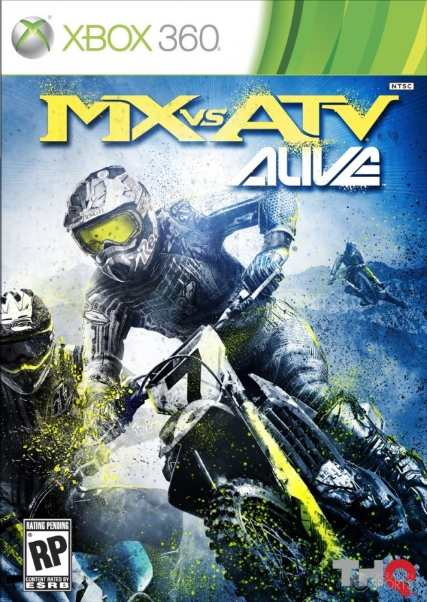 MX vs. ATV Alive Screenshot #6 for Xbox 360