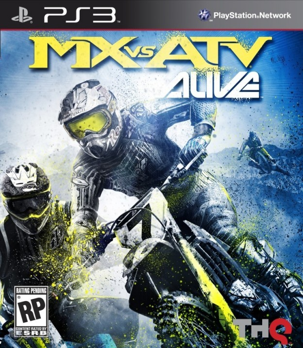 MX vs. ATV Alive Screenshot #1 for PS3