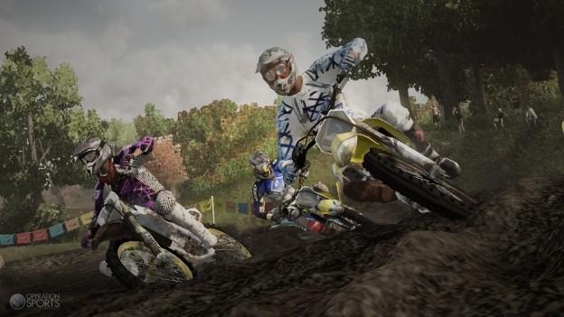 MX vs. ATV Alive Screenshot #2 for PS3