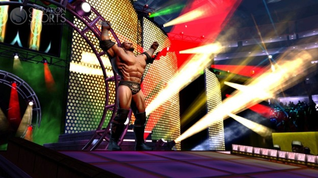 WWE All Stars Screenshot #1 for Xbox 360