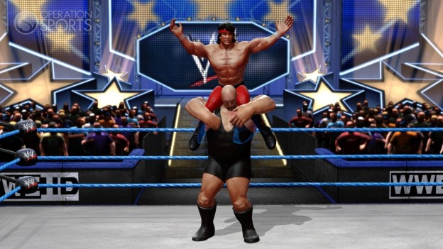 WWE All Stars Screenshot #2 for Xbox 360