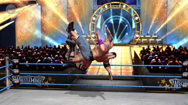 WWE All Stars Screenshot #3 for Xbox 360