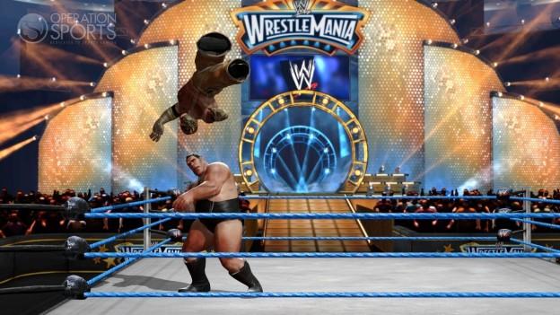 WWE All Stars Screenshot #5 for Xbox 360