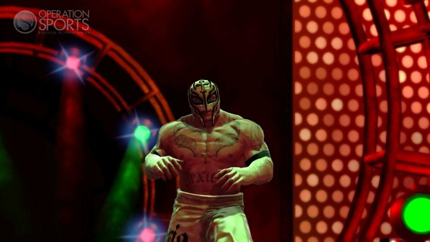 WWE All Stars Screenshot #6 for Xbox 360