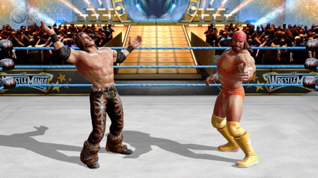 WWE All Stars Screenshot #7 for Xbox 360