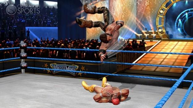 WWE All Stars Screenshot #9 for Xbox 360