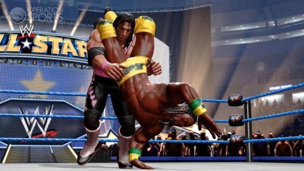 WWE All Stars Screenshot #11 for Xbox 360
