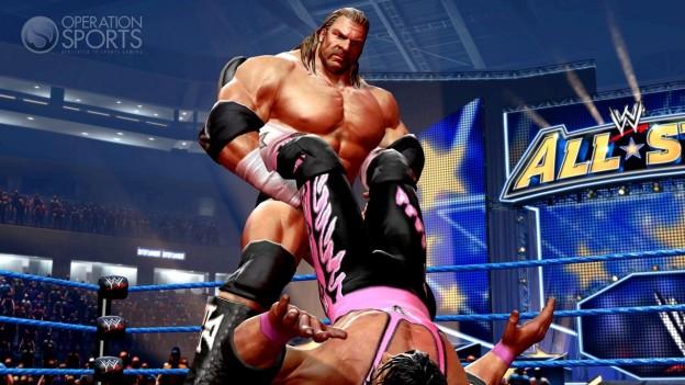WWE All Stars Screenshot #12 for Xbox 360