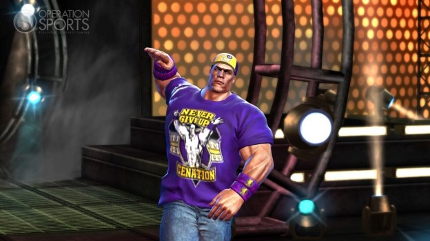 WWE All Stars Screenshot #13 for Xbox 360