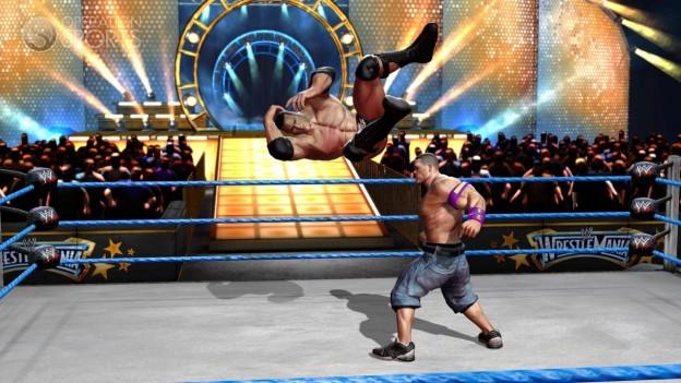 WWE All Stars Screenshot #14 for Xbox 360