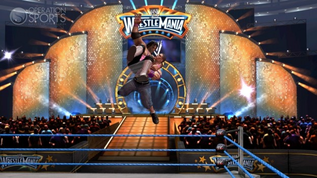 WWE All Stars Screenshot #15 for Xbox 360