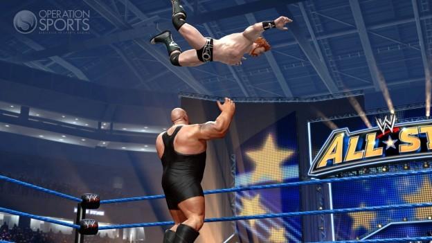 WWE All Stars Screenshot #17 for Xbox 360
