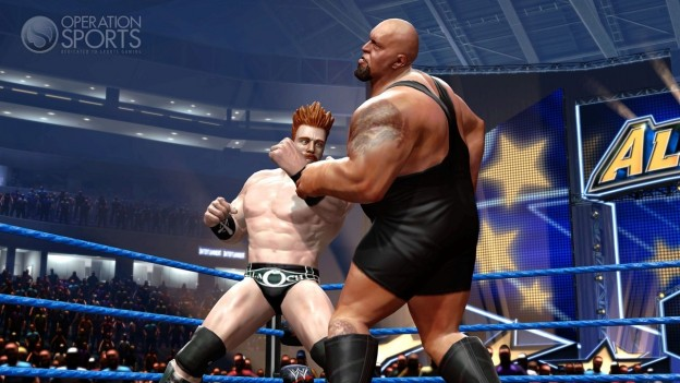 WWE All Stars Screenshot #18 for Xbox 360