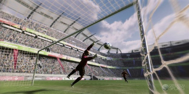 MotionSports Screenshot #2 for Xbox 360