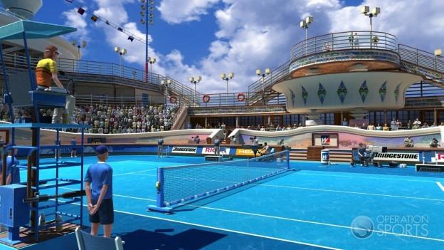 Virtua Tennis 4 Screenshot #5 for PS3