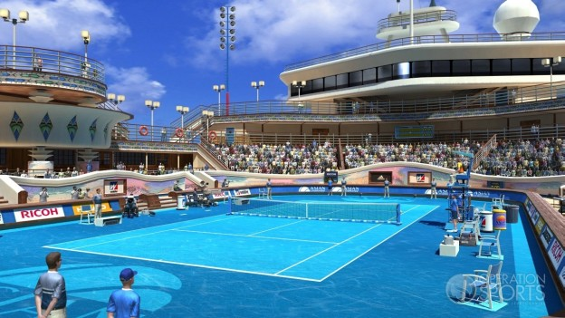 Virtua Tennis 4 Screenshot #6 for PS3