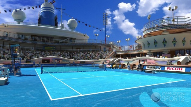 Virtua Tennis 4 Screenshot #7 for PS3