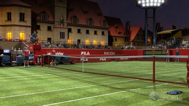 Virtua Tennis 4 Screenshot #8 for PS3